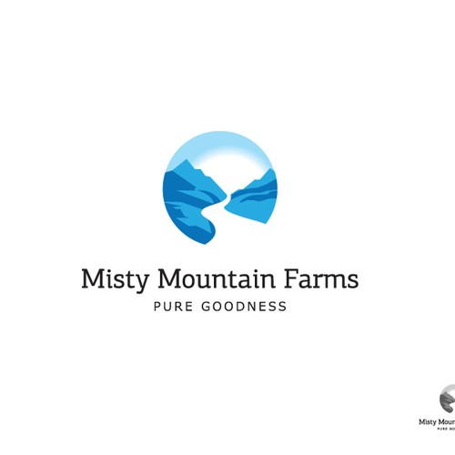 Misty Mountain Farms - LOGO