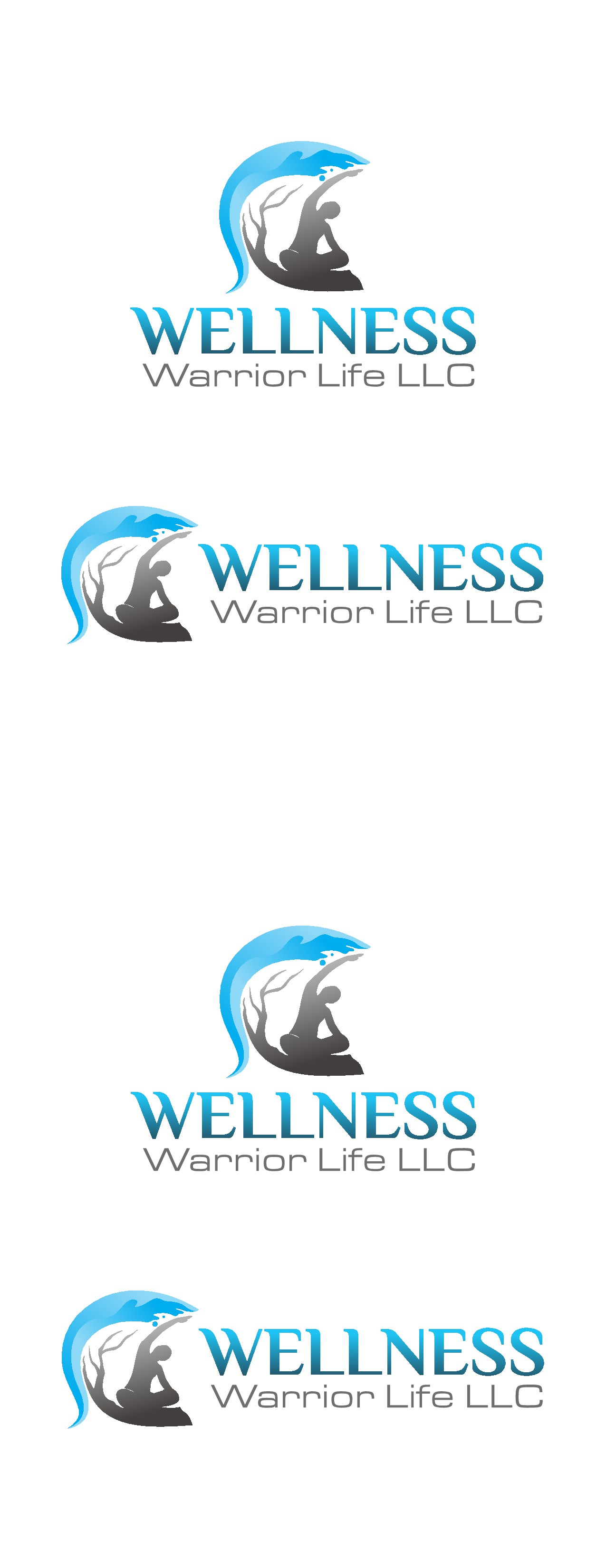 Wellness Warrior Life LLC needs a hippie and hipster mix