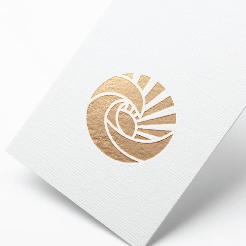Bold and modern logo and website for a Californian clothing company.