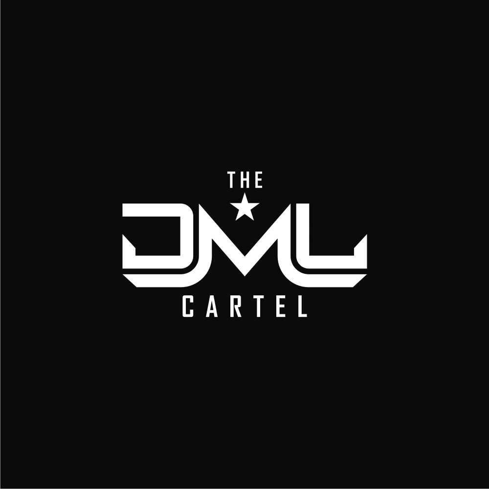 Need a new band logo for The DML Cartel.   https://soundcloud.com/dmlcartel/
