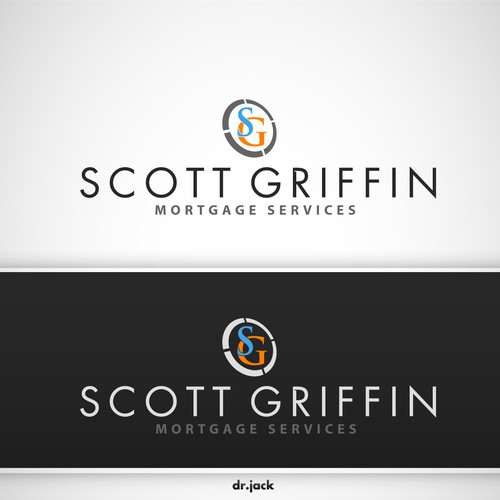 clean and simple logo