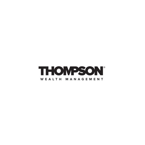 Logo design for Thompson wealth management