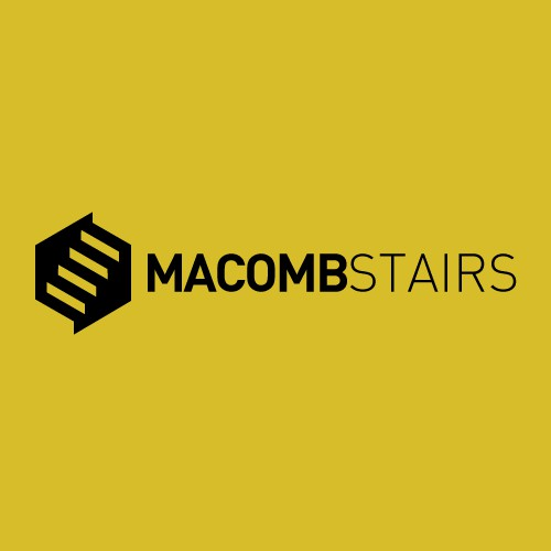Macomb Stairs needs a professionally designed logo!