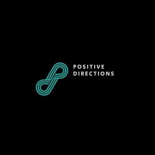 Logo concept for lightning display company