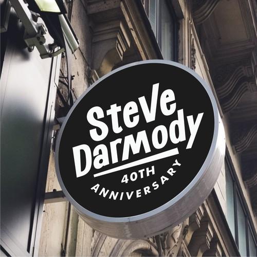 Steve Darmody Artist Logo