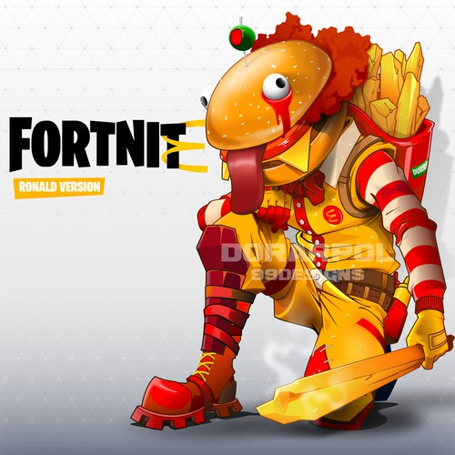 Ronald Fortnite