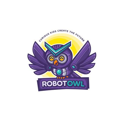 Robot Owl