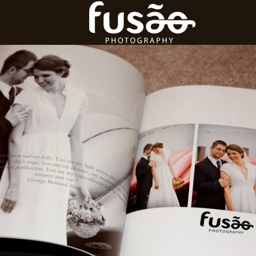 Create the next logo for Fusão Photography