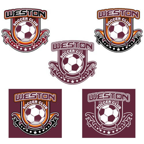 Weston Soccer Club logo