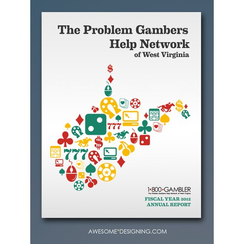 The Problem Gamblers Help Network of West Virginia needs a new business or advertising