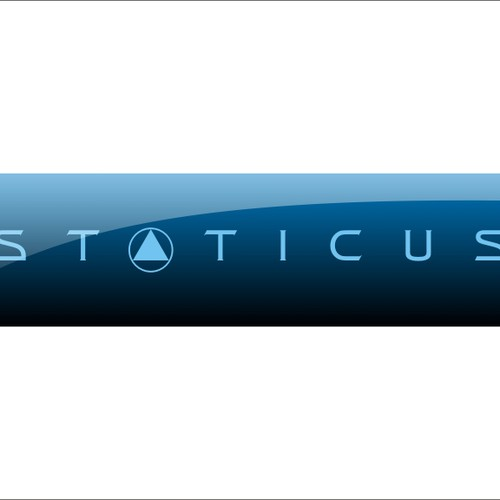 new LOGO for STATICUS (aluminium-glass constuctions)