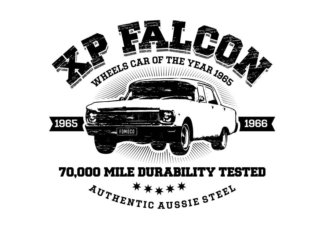 Retro car t-shirt design needed