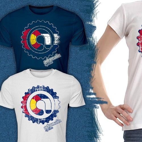2015 Adrenalin T-Shirt Design