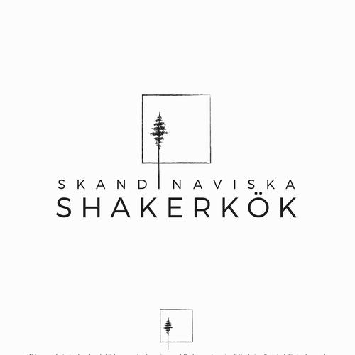 Logo for premium handmade kitchen brand