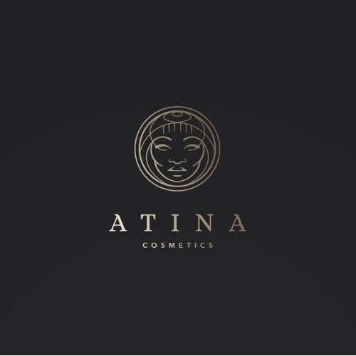Logo for Atina: African Cosmetics