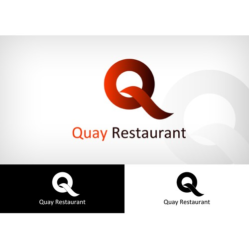 logo for Quay restaurant and bar