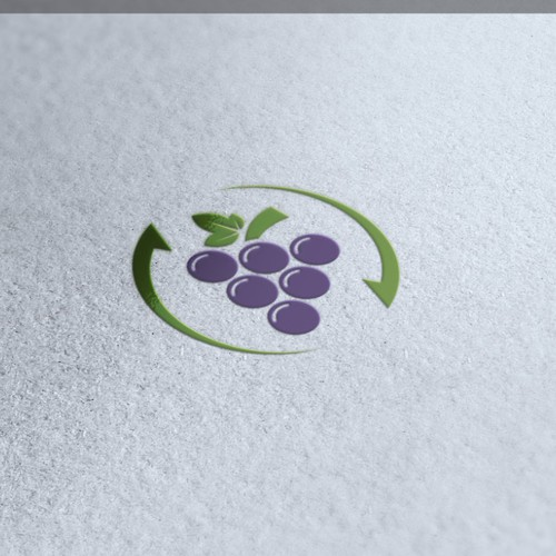 Logo For Grape Trade
