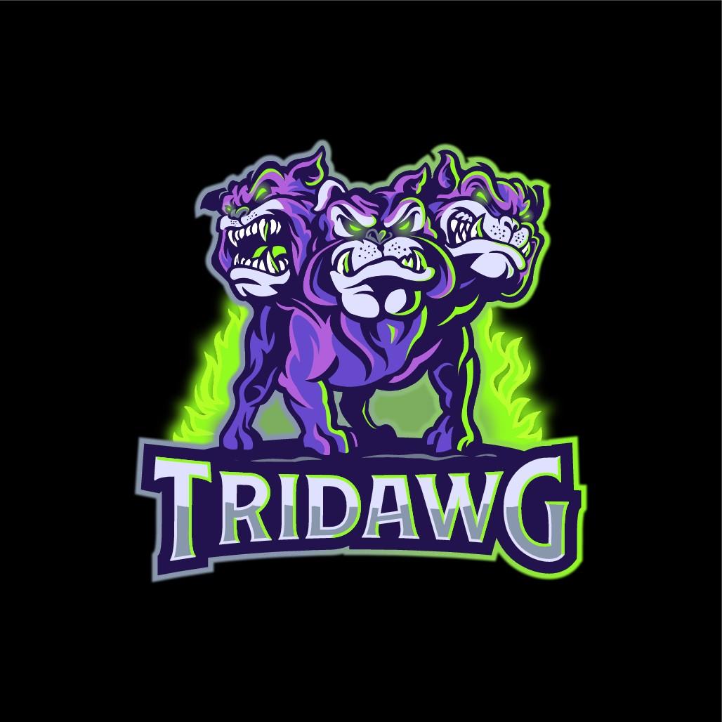 "Video Gamer - ""TriDawg"" Bulldog/Cerberus"