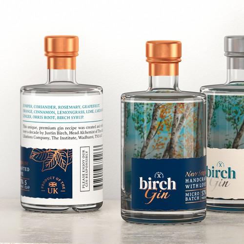 Birch Gin