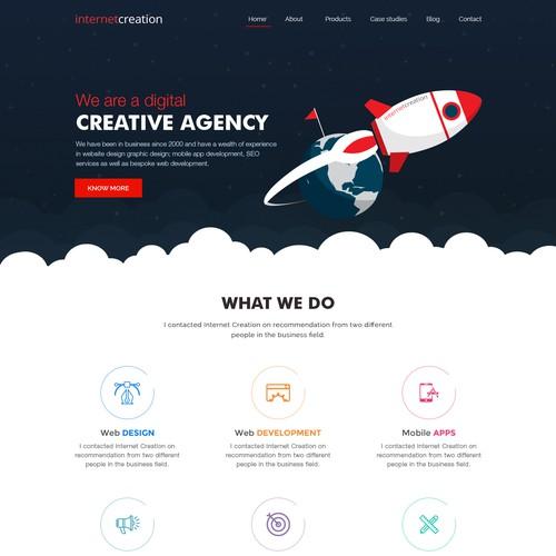 Internet Creation Digital Agency