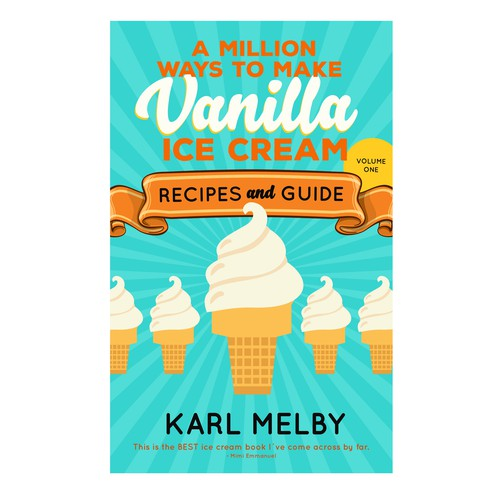 A million Ways to Make Vanilla Ice Cream Book Cover