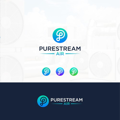 purestream air logo