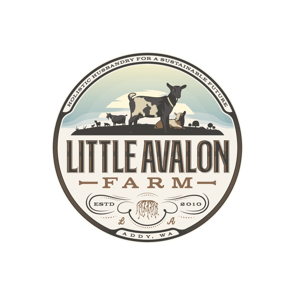 Little Avalon Farm Needs a Goat/Agritourism Themed Logo