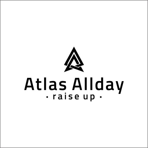 clothing logo for Atlas Allday