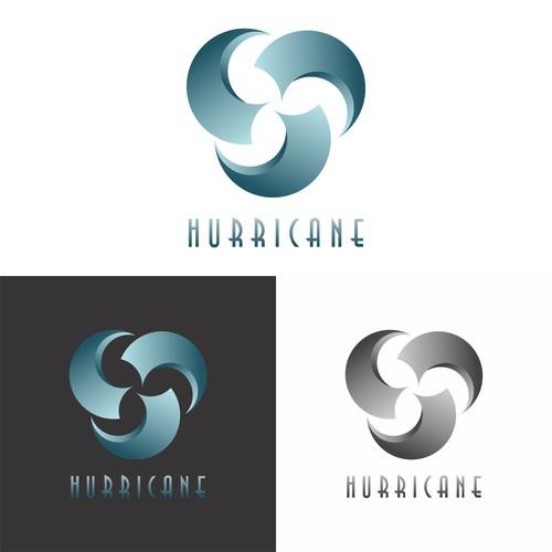 Hurricane - A professional Hurricane logo