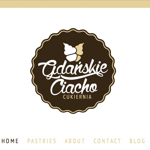 Gdańskie Ciacho Logo