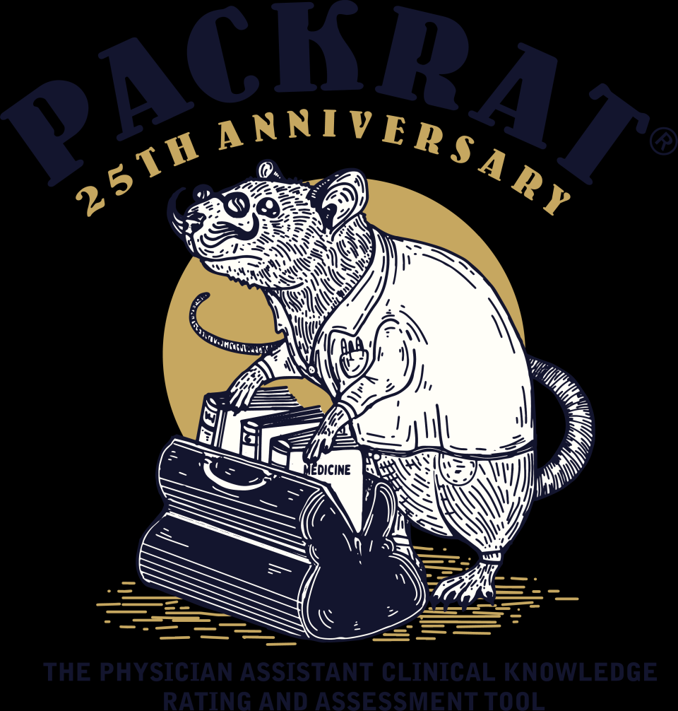 PACKRAT® 25th Anniversary