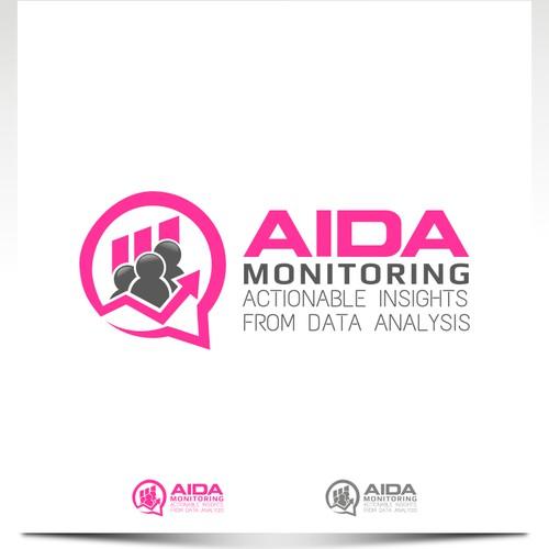 Crea il prossimo logo per AIDA Monitoring