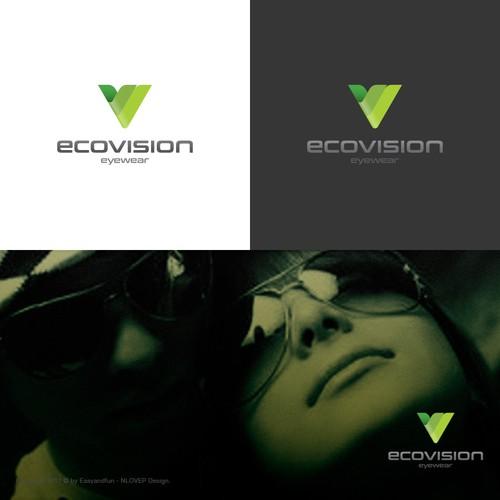 Logo concept for 'EVE'