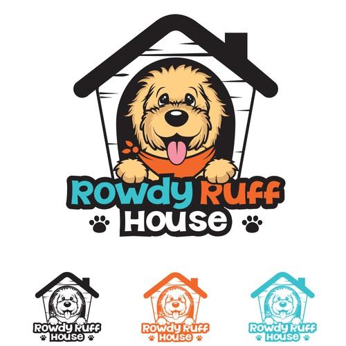 ROWDY RUFF HOUSE
