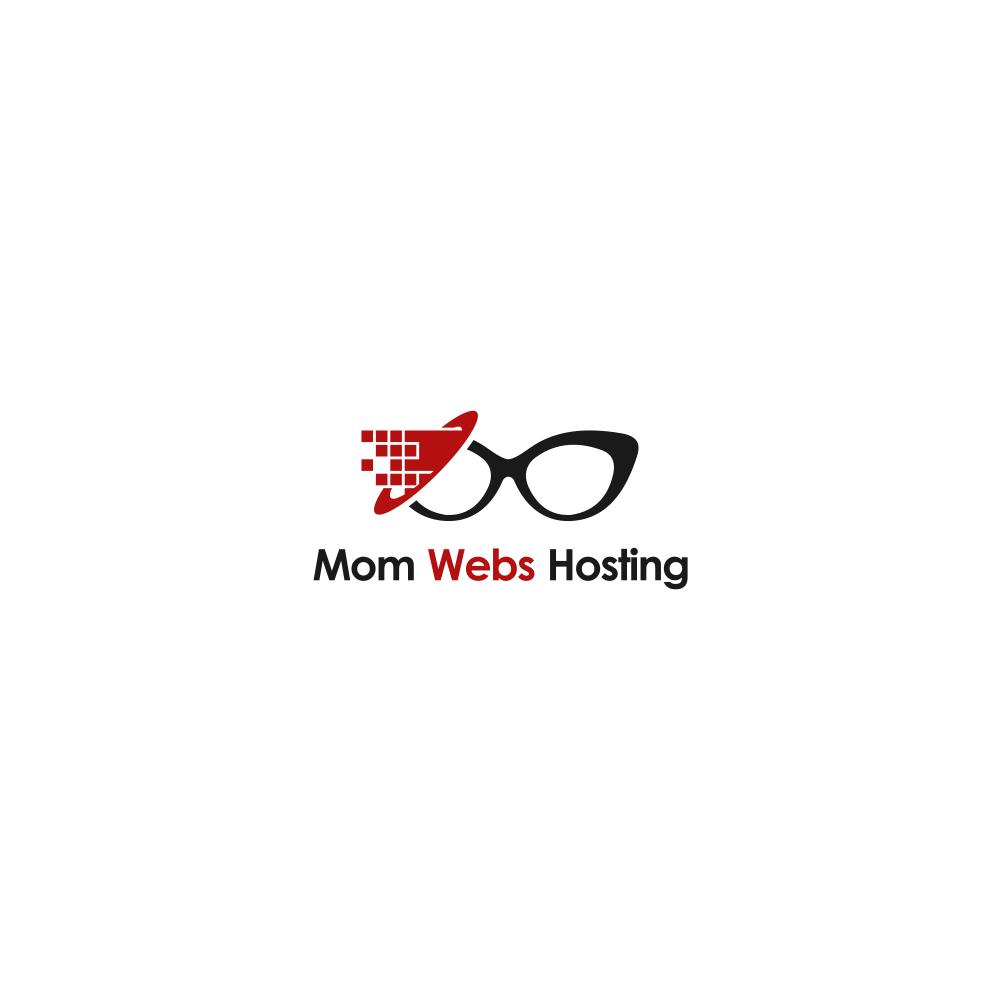 Mom Webs Hosting Logo