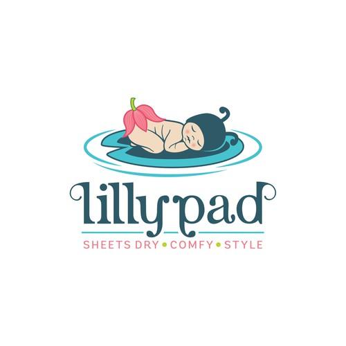Logo for Children's Bedding Product