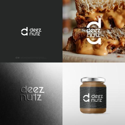 deez nutz Logo Design