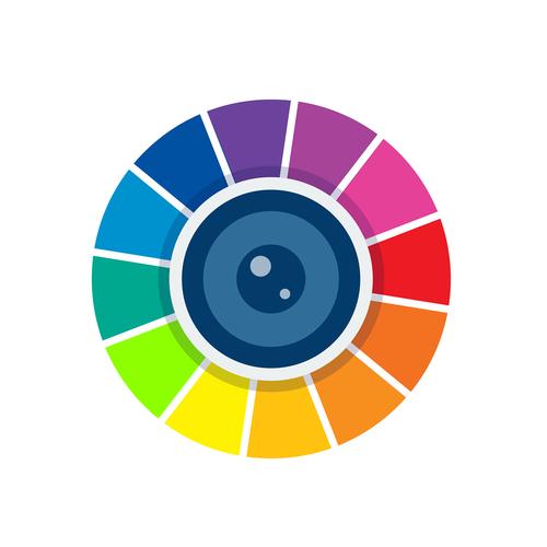 Android Gallery App Icon (Darkroom)