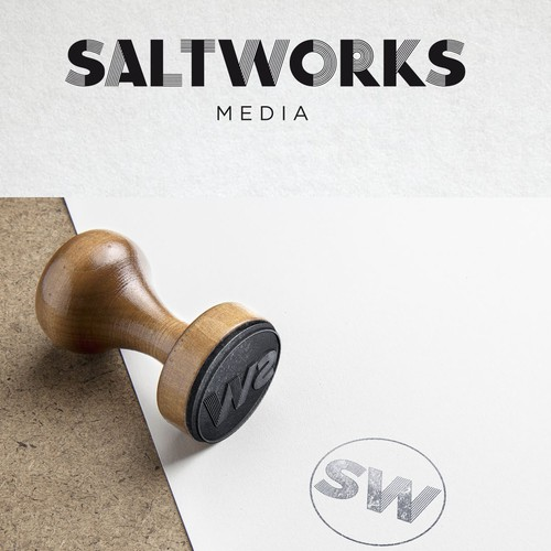 Brand identity Concept for Saltworks Media