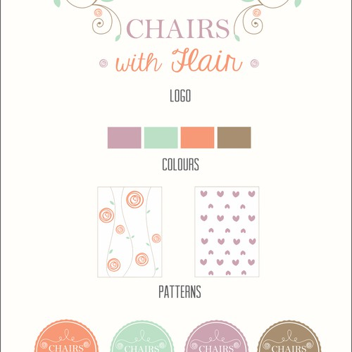 New logo wanted for Chairs With Flair