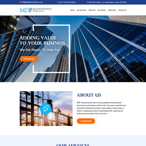 MDP Accountancy Services LLP