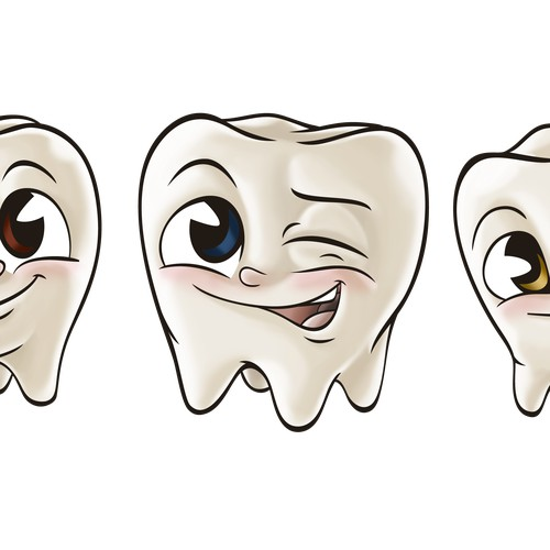 Teeth Mascot