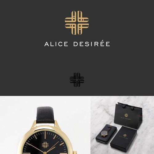 Alice Desiree - luxury watch brand