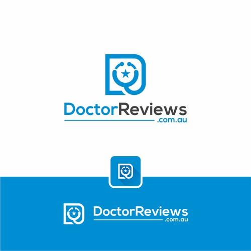 DoctorReviews logo