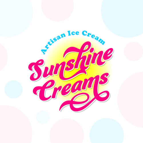 title for Ice cream Booth
