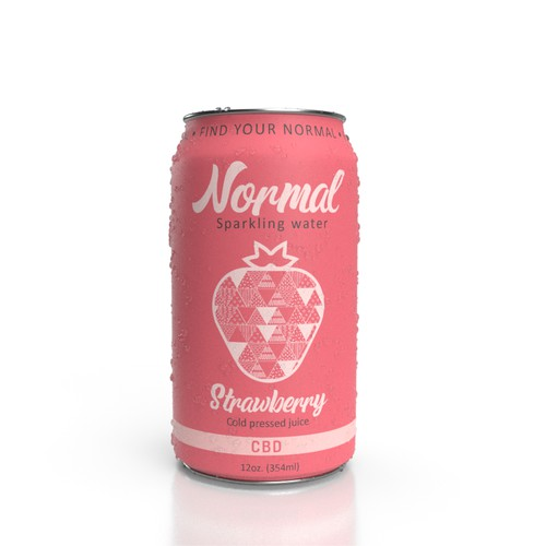 Normal Sparkling Water
