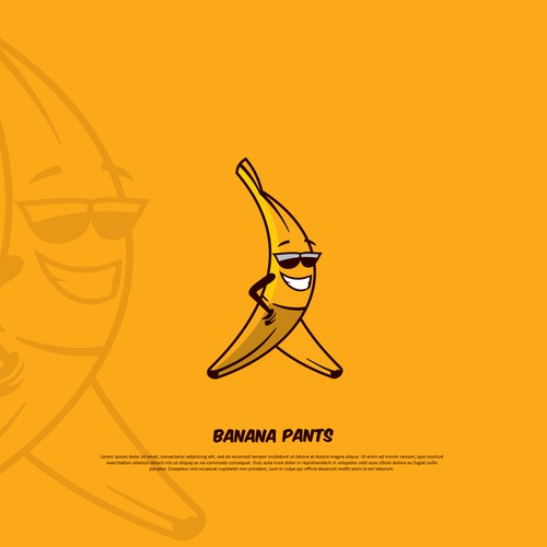 Banana Pants Logo