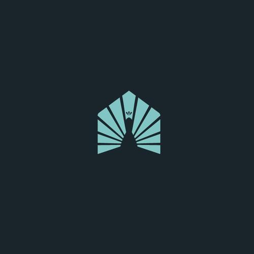 Logo for Florida custom home builder
