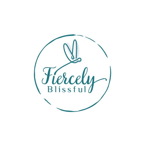 elegance logo for fiersely blissful