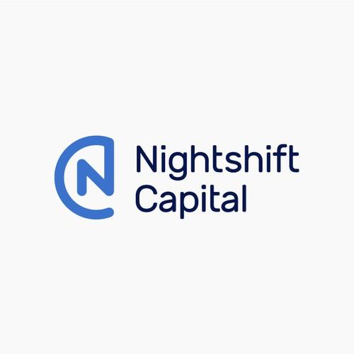Logo for finance service company, Nightshift Capital